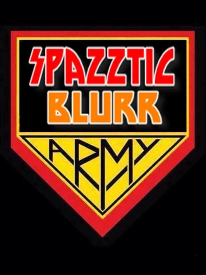 Spazztic Blurr Tour Dates