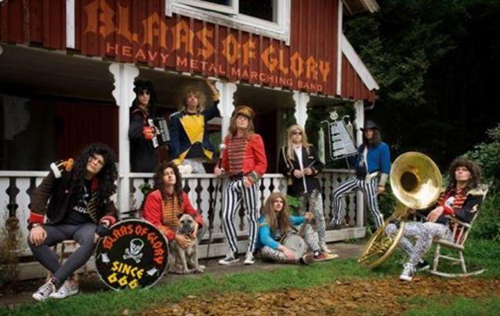 Blaas of Glory Tour Dates