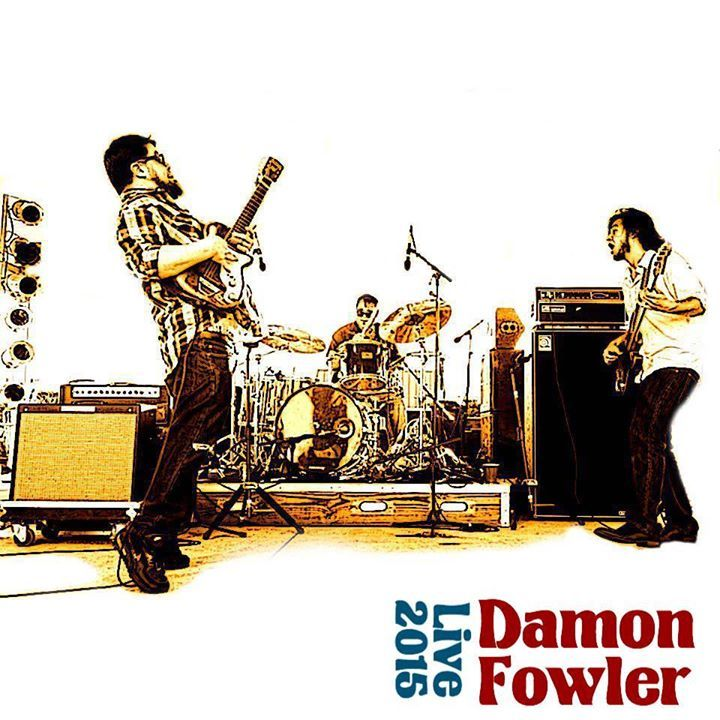 Damon Fowler Tour Dates