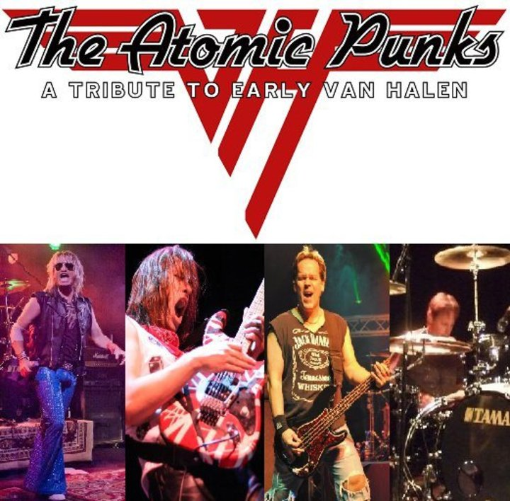 Atomic Punks @ Saenger Theater - Mobile, AL