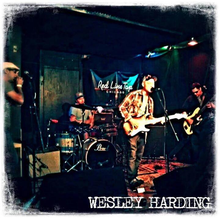 Wesley Harding Tour Dates