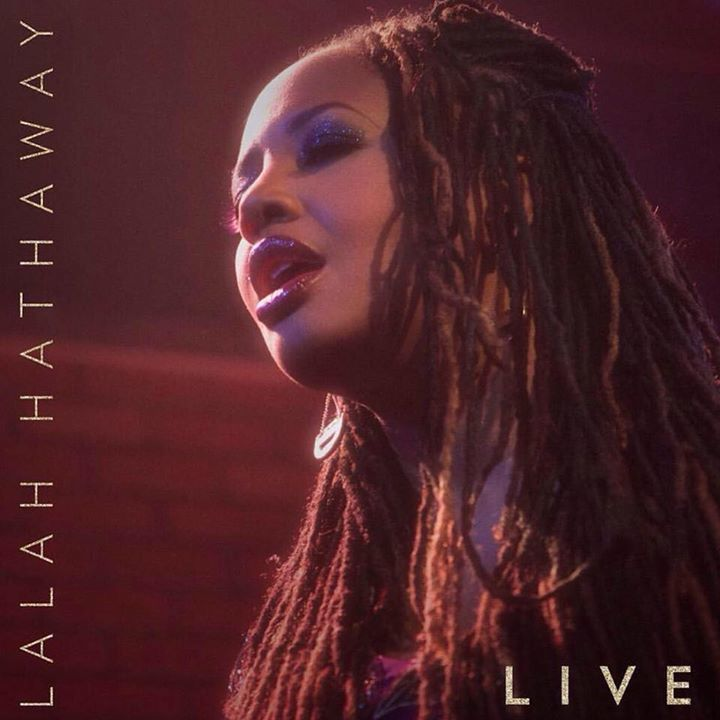 Lalah Hathaway @ The Contemporary Jazz Cruise - Fort Lauderdale, FL