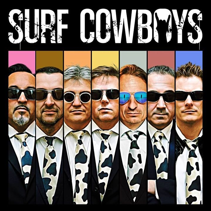 Surf Cowboys Tour Dates