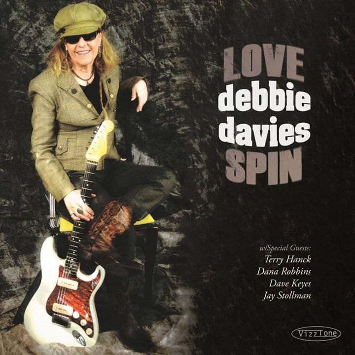 Debbie Davies Tour Dates