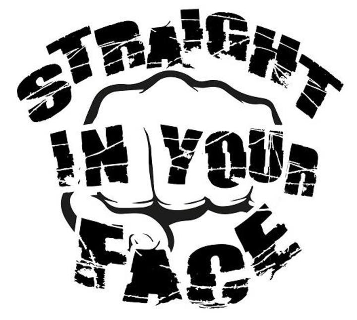 straight in your face Tour Dates