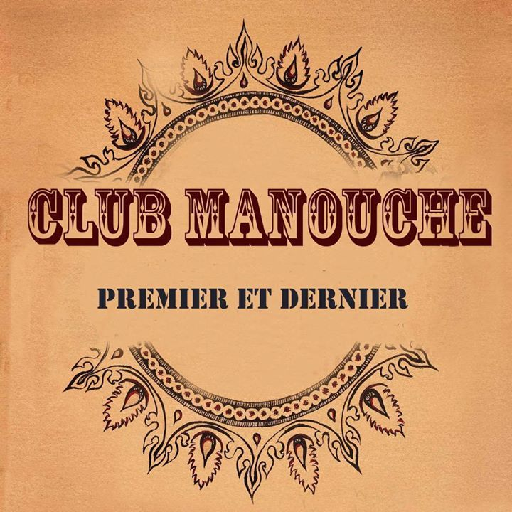Club Manouche Tour Dates