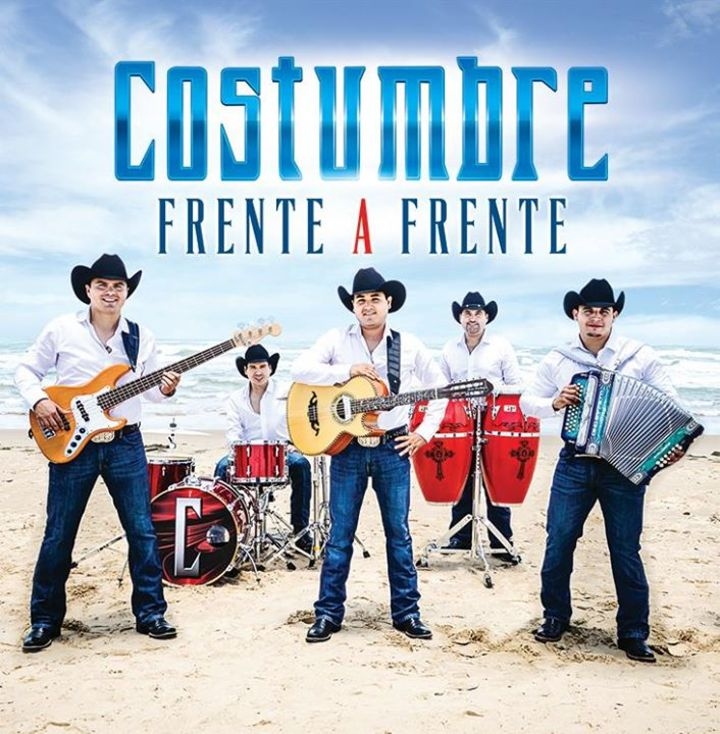 Grupo Costumbre Tour Dates
