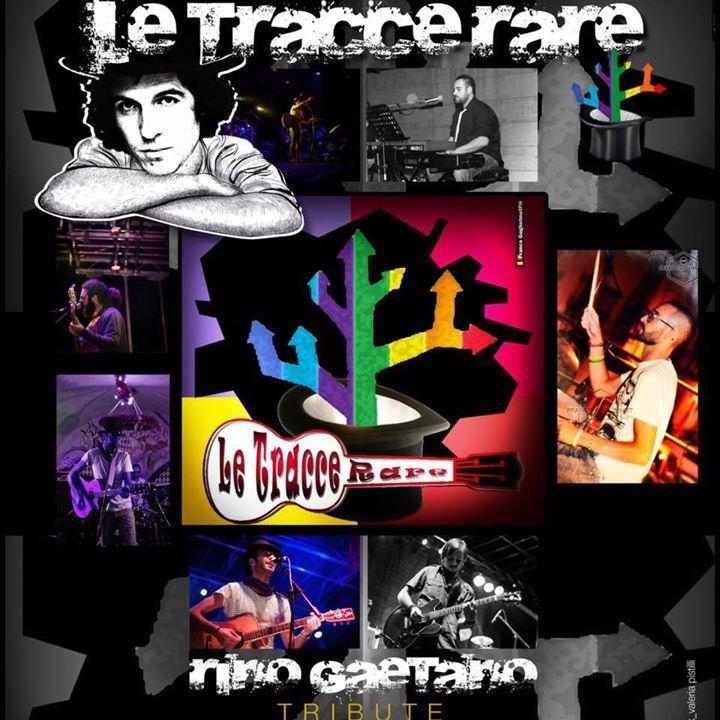 Le Tracce Rare - Rino Gaetano Tribute Tour Dates