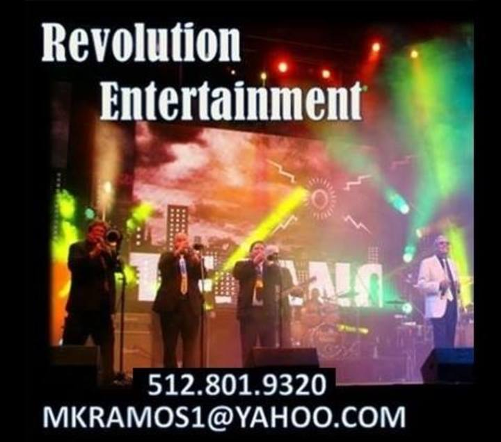 Revolution Entertainment Tour Dates