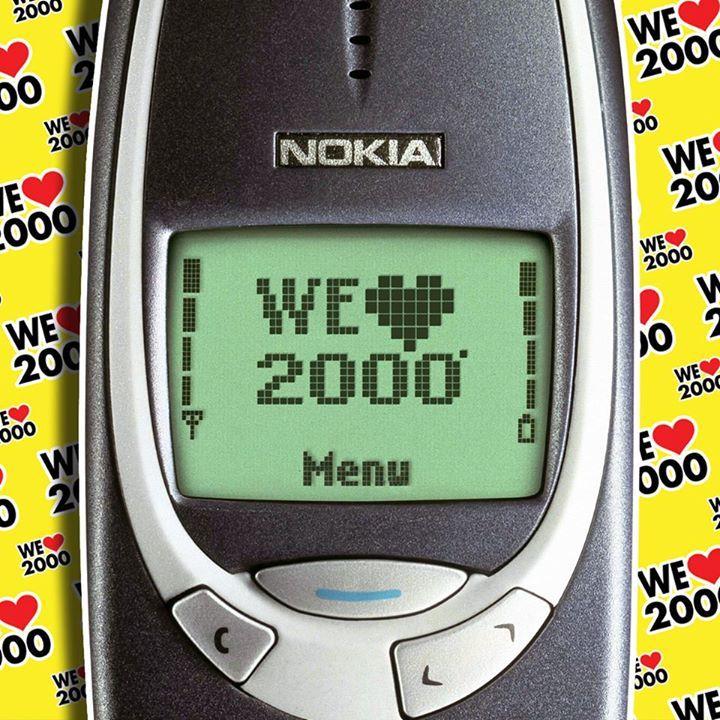 We Love 2000 Tour Dates