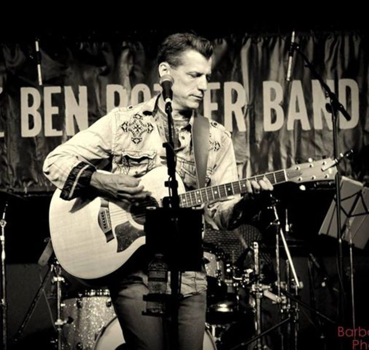 The Ben Potter Band Tour Dates