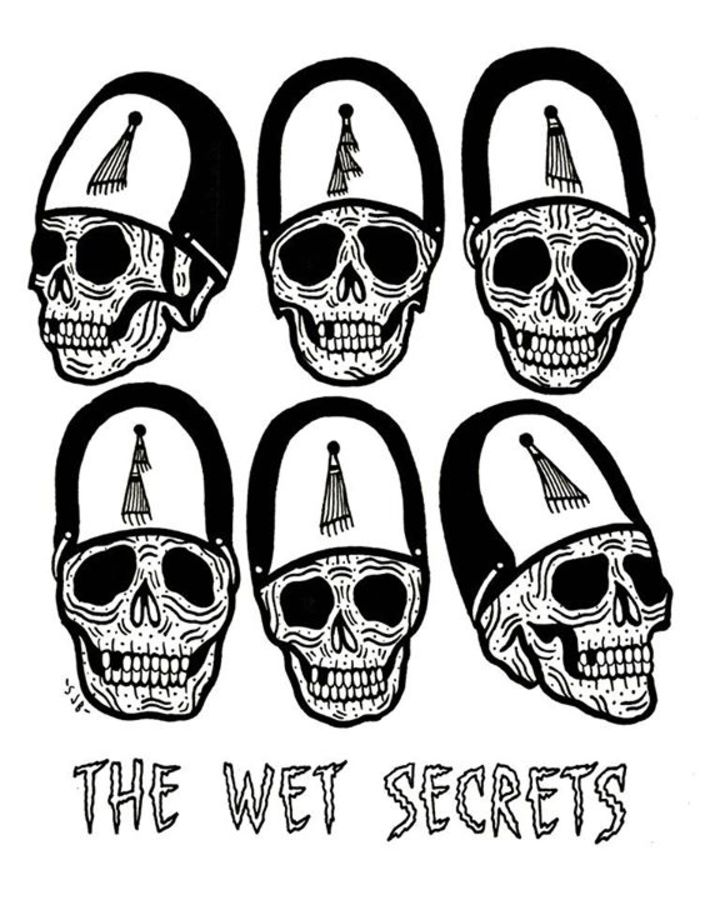 The Wet Secrets Tour Dates