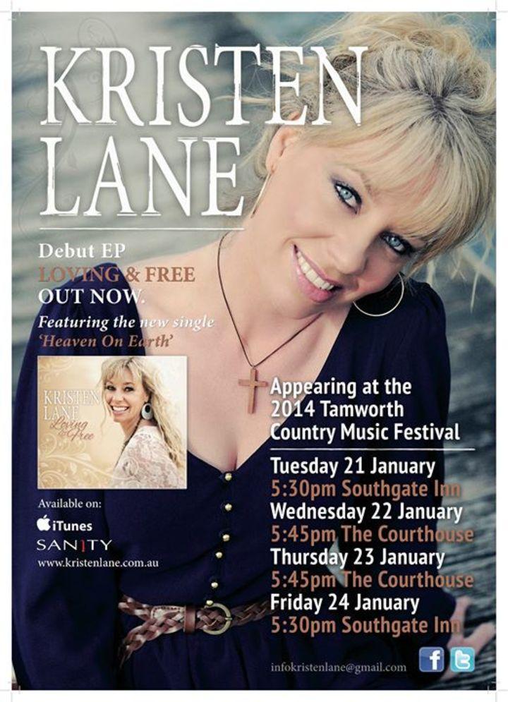 Kristen Lane Tour Dates