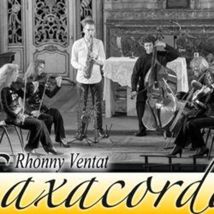 Rhonny Ventat : Saxacorda Tour Dates