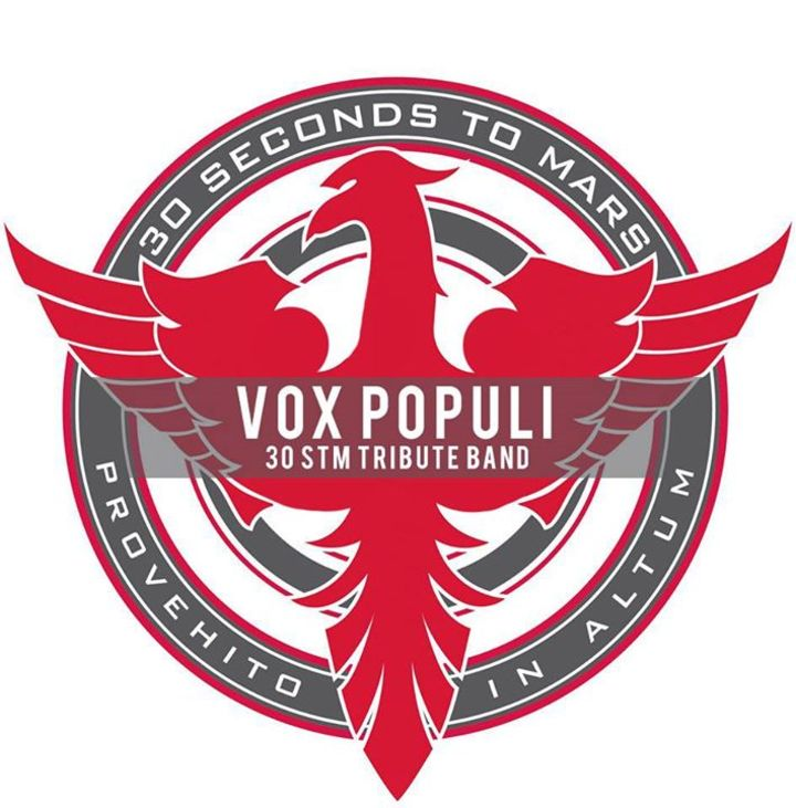 Vox Populi (30 second to mars Cover Band) Tour Dates