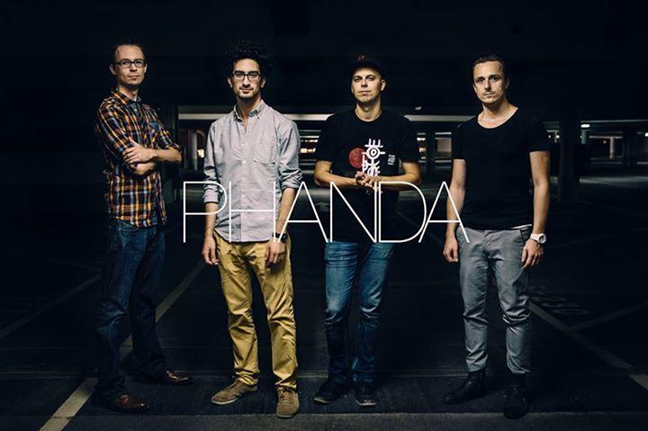 PHANDA Tour Dates