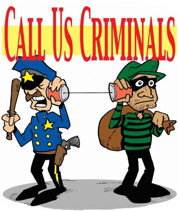 Call Us Criminals Tour Dates