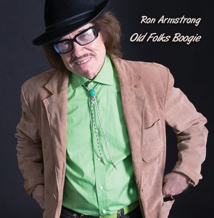 Ron Armstrong Tour Dates