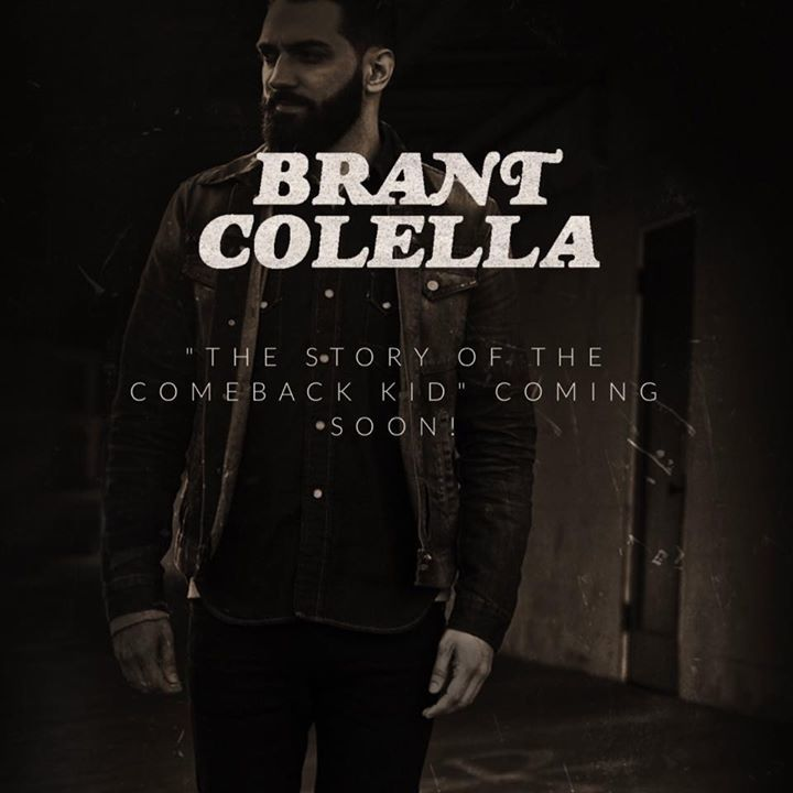 Brant Colella Tour Dates