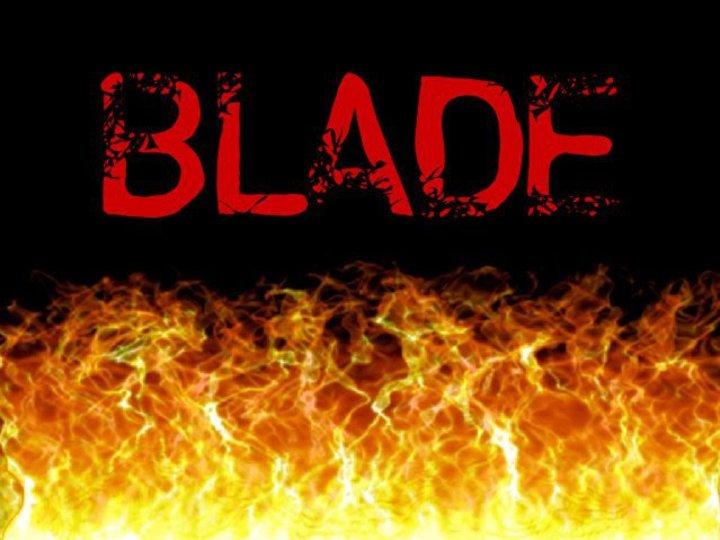 Blade Tour Dates
