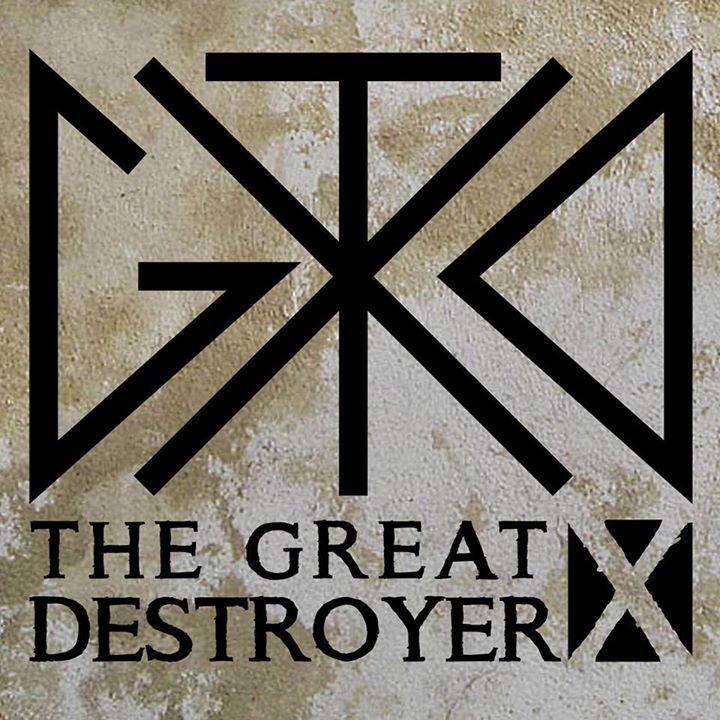 The Great Destroyer X Tour Dates