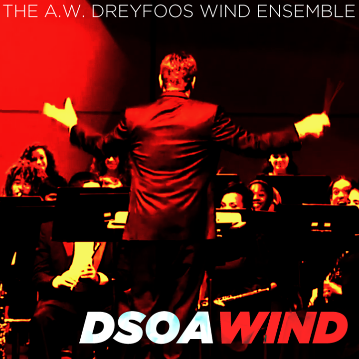 Dreyfoos School of the Arts Wind Ensemble Tour Dates