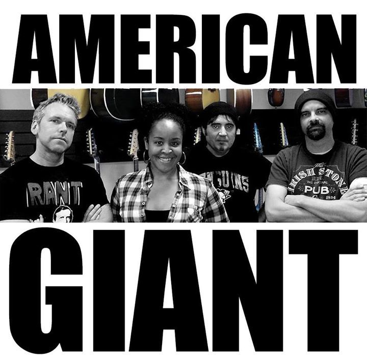 American Giant Tour Dates