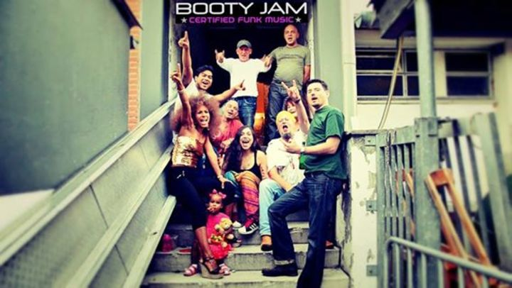 BOOTY JAM - Certified Funk Music Tour Dates