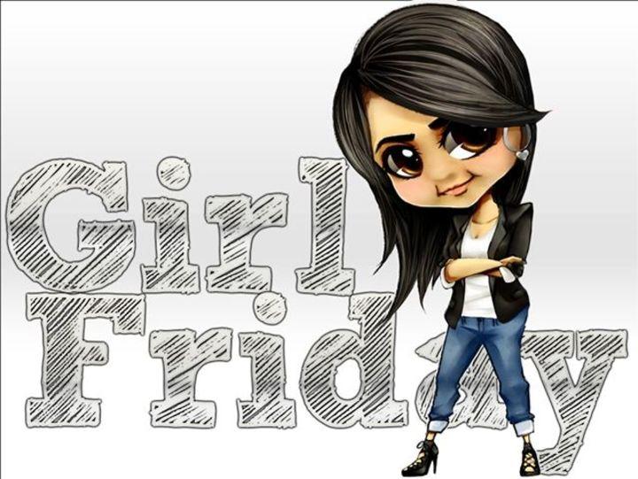 Girl Friday Tour Dates