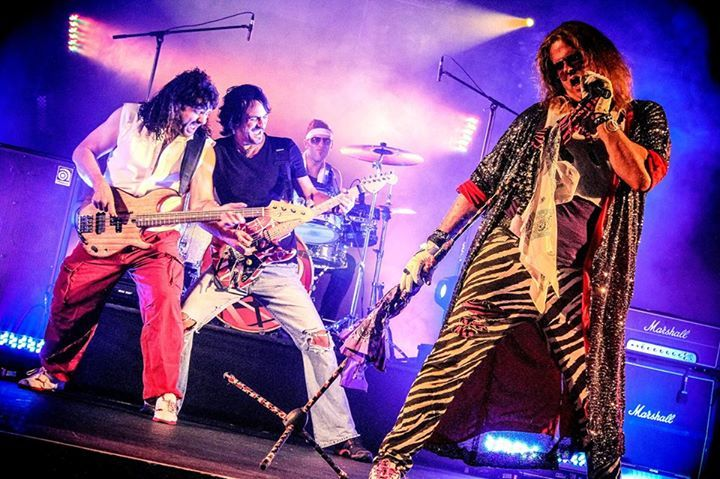 Tattoo - Van Halen Tribute Band Tour Dates