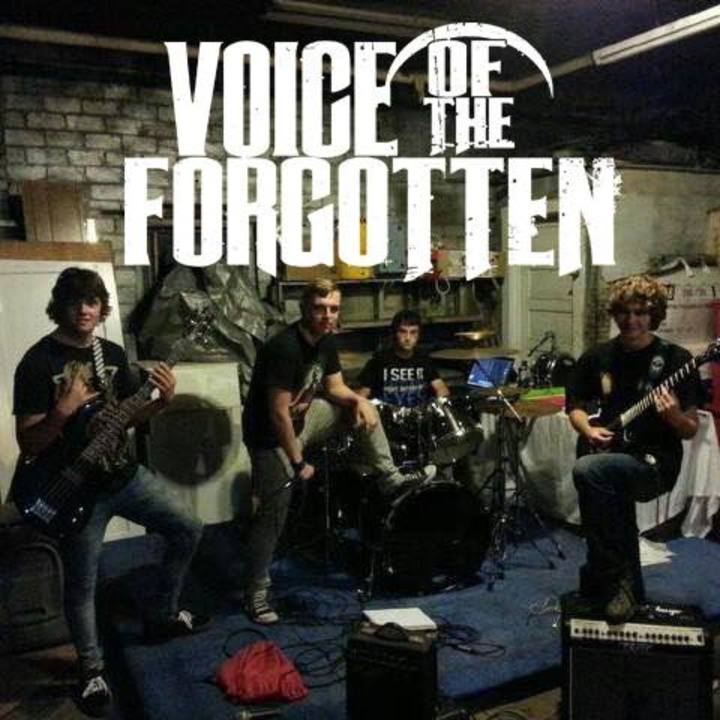 Voice of the Forgotten Tour Dates