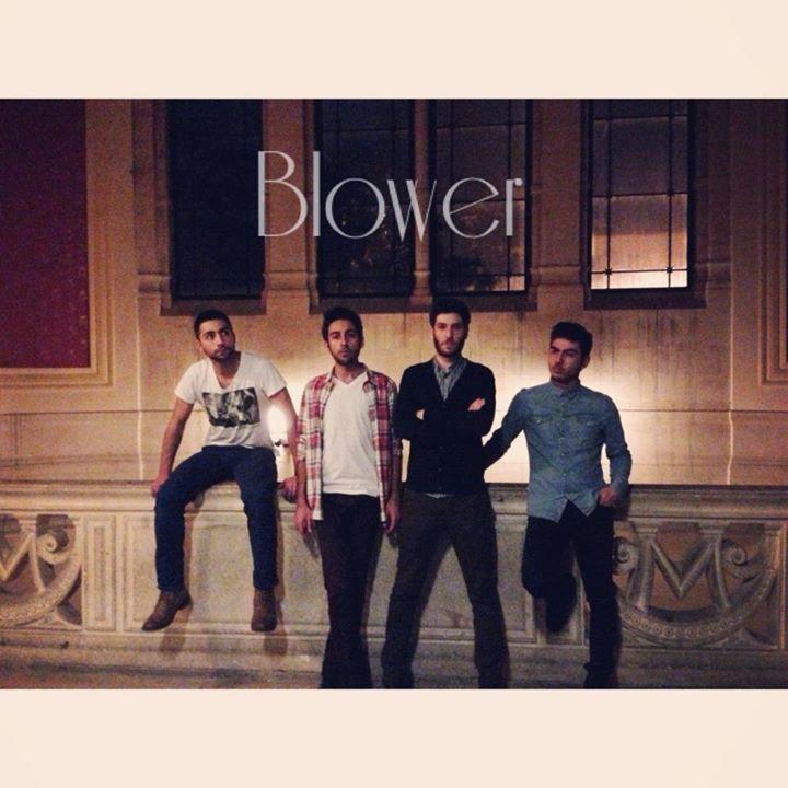 Blower Tour Dates