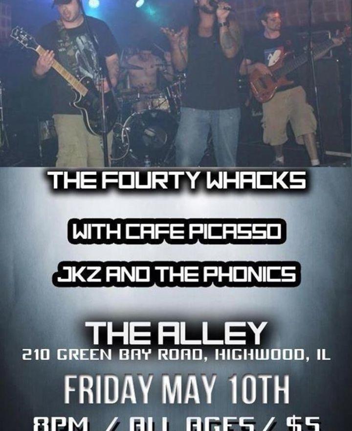 The Phonics Tour Dates