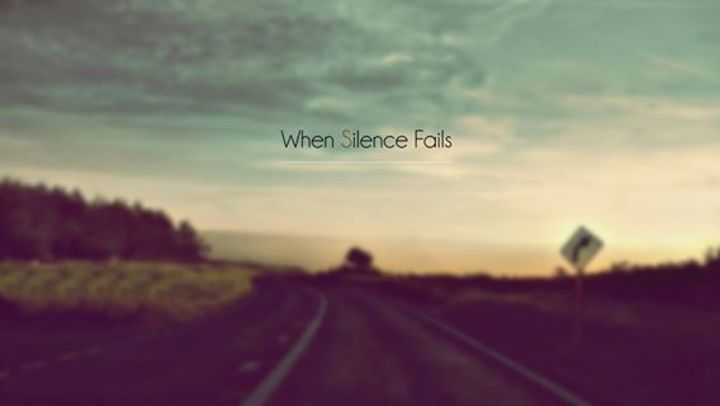 When Silence Fails Tour Dates