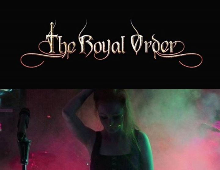 The Royal Order Tour Dates