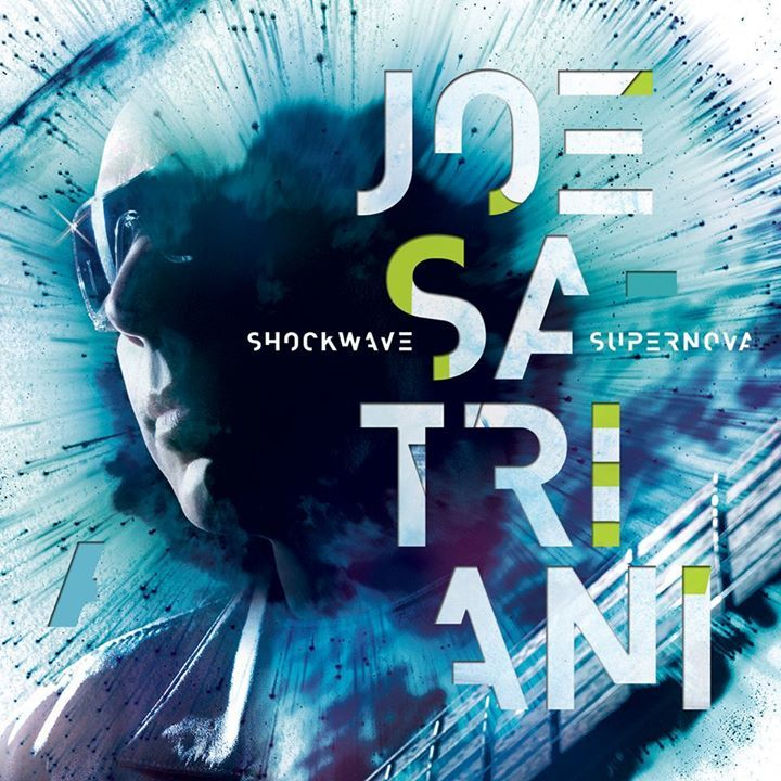 Joe Satriani @ Espaço Das Américas - São Paulo, Brazil