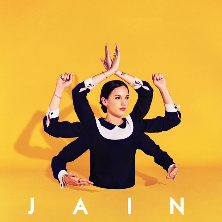 Jain @ X-tra - Zurich, Switzerland