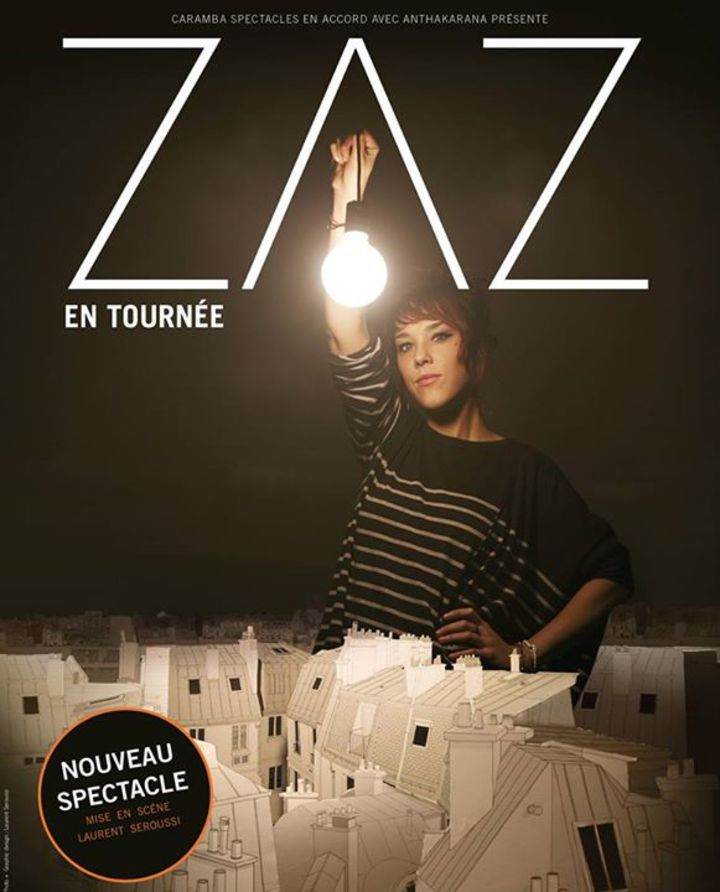 ZAZ - officiel @ Zenith - Lille, France