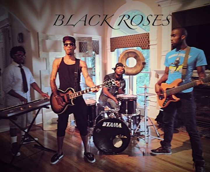 Black Roses Tour Dates