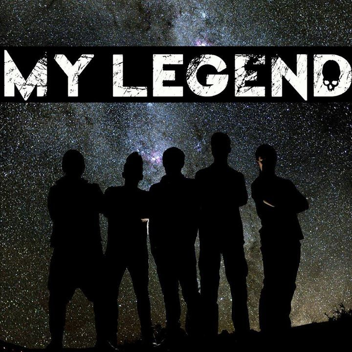 My Legend Tour Dates