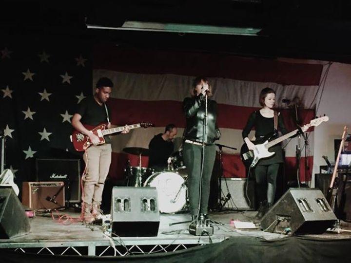 Arrow       -Brooklyn Band Tour Dates