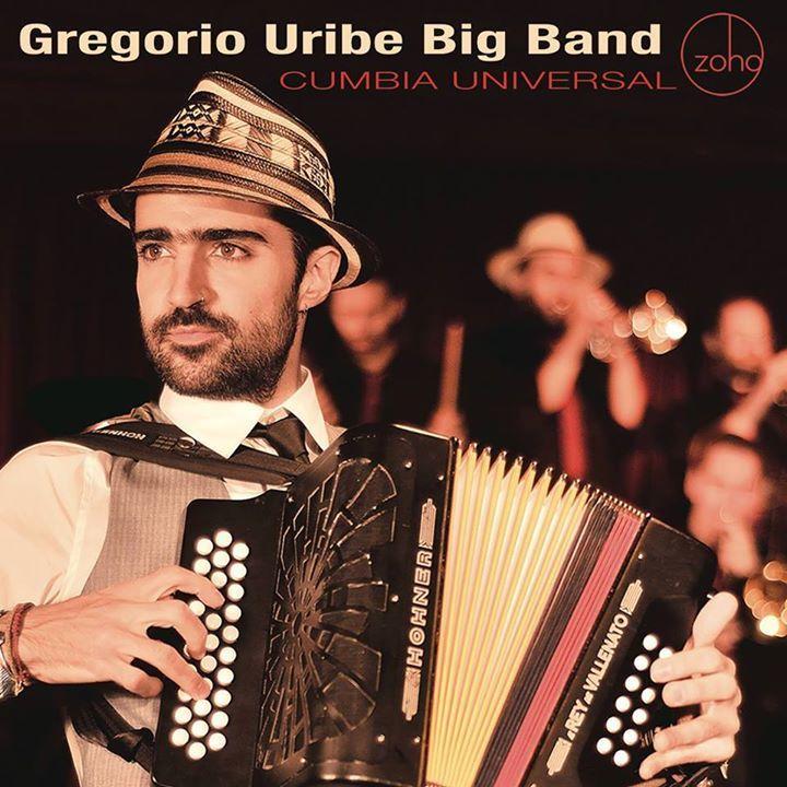 Gregorio Uribe Big Band Tour Dates