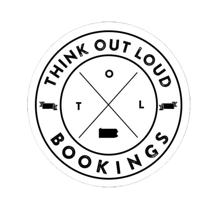 Think Out Loud Bookings Tour Dates