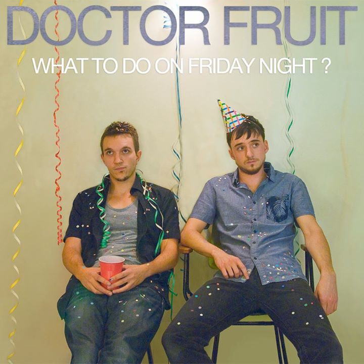 Doctor Fruit Tour Dates