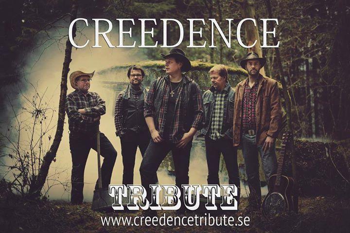 CREEDENCE TRIBUTE Tour Dates
