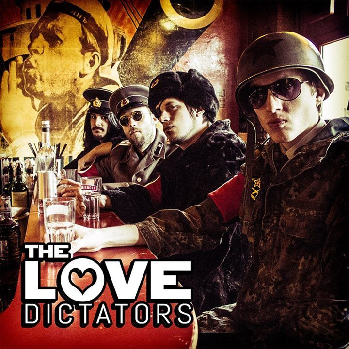 The Love Dictators Tour Dates