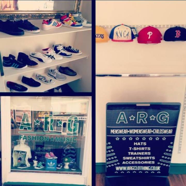 A.R.G Tour Dates