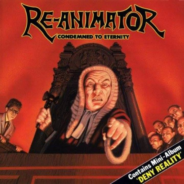 Re-Animator Tour Dates