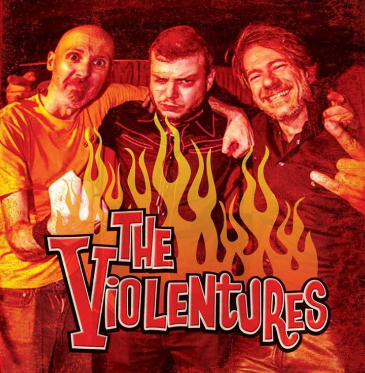 Violentures Tour Dates
