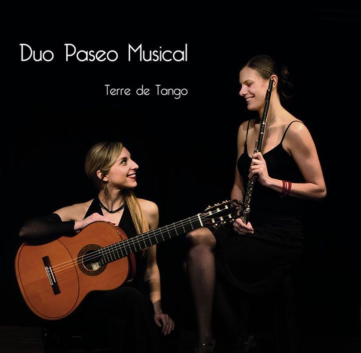 paseo musical Tour Dates